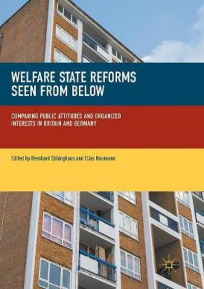 Welfare State Reforms Seen from Below - Bernhard Ebbinghaus