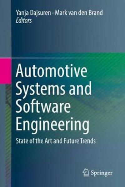 Automotive Systems and Software Engineering - Yanja Dajsuren