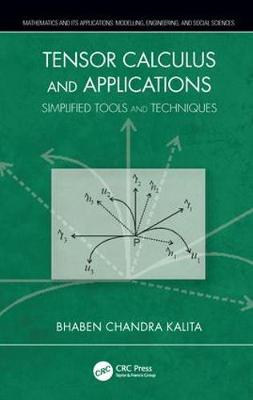 Tensor Calculus and Applications - Bhaben Chandra Kalita
