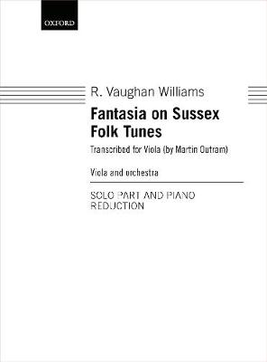 Fantasia on Sussex Folk Tunes - Ralph Vaughan Williams