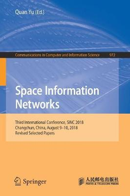Space Information Networks - Quan Yu