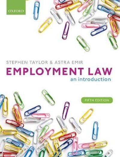 Employment Law - Stephen Taylor