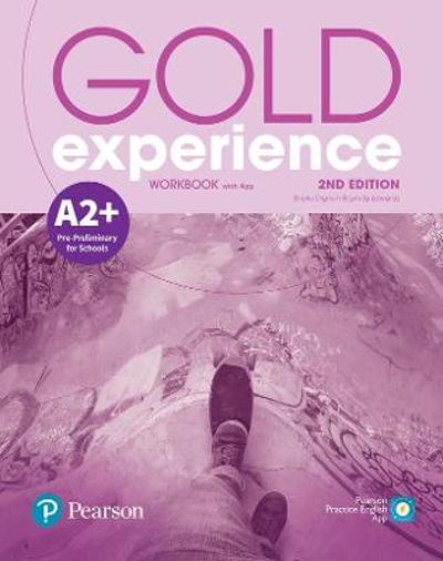 Gold Experience 2nd Edition A2+ Workbook - Sheila Dignen