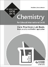 Edexcel International GCSE (9-1) Chemistry Student Lab Book: Exam practice and further application - David Johnston Neil Dixon