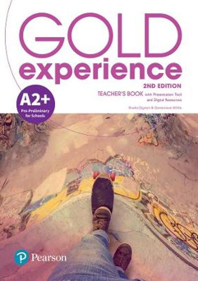 Gold Experience 2nd Edition A2+ Teacher's Book with Online Practice & Online Resources Pack - Sheila Dignen