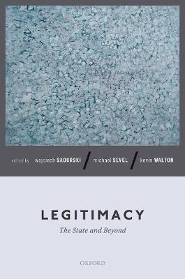 Legitimacy - Wojciech Sadurski