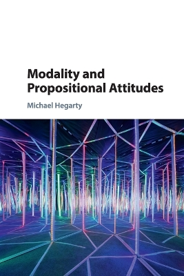 Modality and Propositional Attitudes - Michael Hegarty