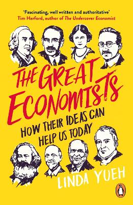 The Great Economists - Linda Yueh