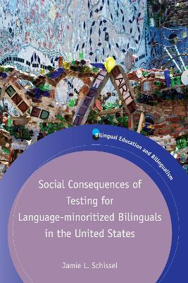 Social Consequences of Testing for Language-minoritized Bilinguals in the United States - Jamie L. Schissel