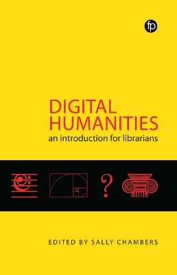 Digital Humanities - Sally Chambers