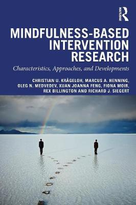 Mindfulness-Based Intervention Research - Christian U. Krageloh