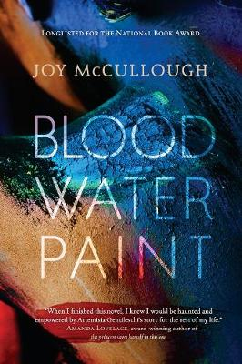 Blood Water Paint - Joy McCullough