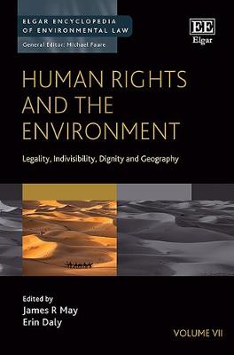 Human Rights and the Environment - James R. May