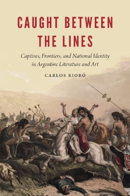 Caught between the Lines - Carlos Riobo