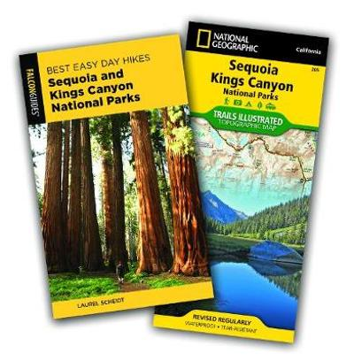 Best Easy Day Hiking Guide and Trail Map Bundle - Laurel Scheidt