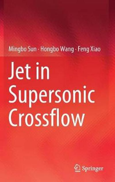 Jet in Supersonic Crossflow - Mingbo Sun