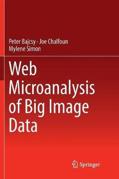 Web Microanalysis of Big Image Data - Peter Bajcsy