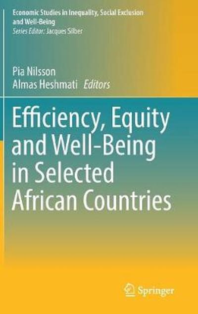 Efficiency, Equity and Well-Being in Selected African Countries - Pia Nilsson