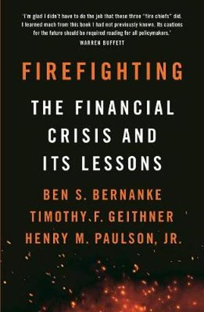 Firefighting - Ben S. Bernanke