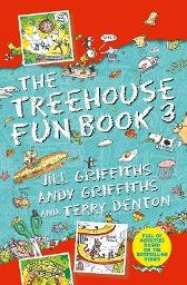 The Treehouse Fun Book 3 - Andy Griffiths Terry Denton