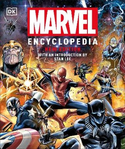 Marvel Encyclopedia New Edition - Stephen Wiacek