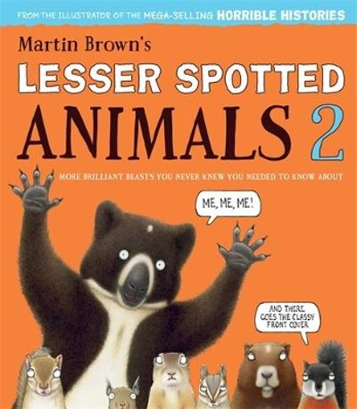 Lesser Spotted Animals 2 - Martin Brown