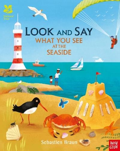National Trust: Look and Say What You See at the Seaside - Sebastien Braun