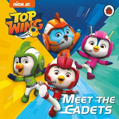Top Wing: Meet the Cadets - Top Wing