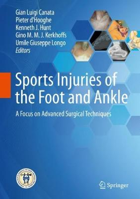 Sports Injuries of the Foot and Ankle - Gian Luigi Canata