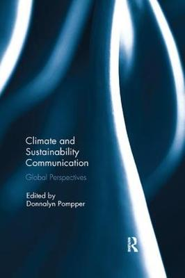 Climate and Sustainability Communication - Donnalyn Pompper