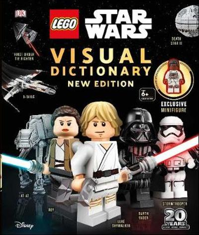 LEGO Star Wars Visual Dictionary New Edition - DK