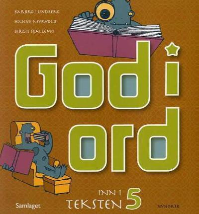 God i ord 5 - Barbro Lundberg