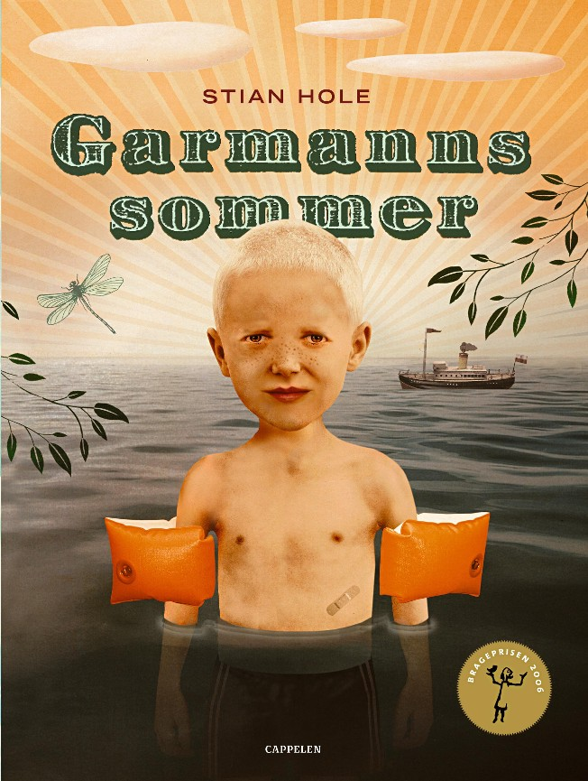 Garmanns sommer - Stian Hole