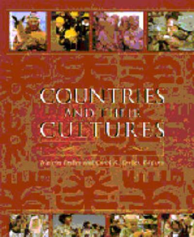 Countries and Their Cultures - Melvin Ember
