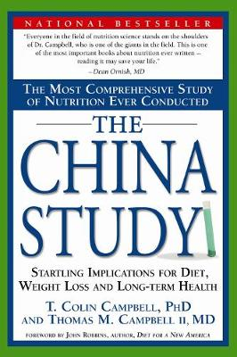 The China Study - T. Colin Campbell