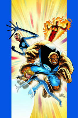 Ultimate Fantastic Four - Warren Ellis