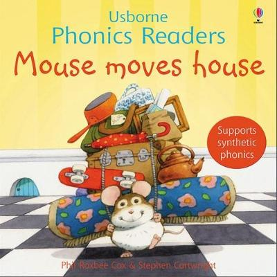 Mouse Moves House - Phil Roxbee Cox