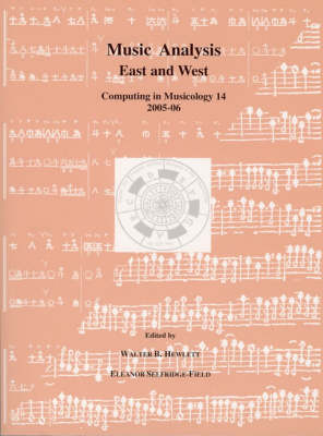 Music Analysis East and West - Eleanor Selfridge-Field