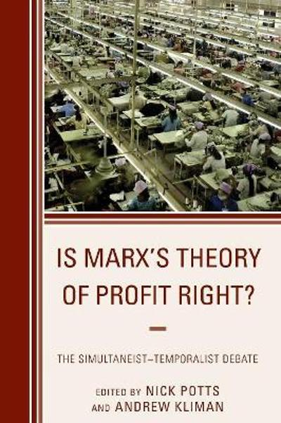 Is Marx's Theory of Profit Right? - Nick Potts