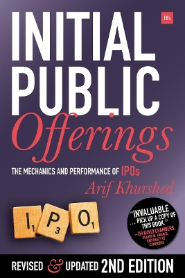 Initial Public Offerings Second Edition - Arif Khurshed