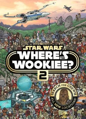 Star Wars Where's the Wookiee 2 Search and Find Activity Book - Lucasfilm