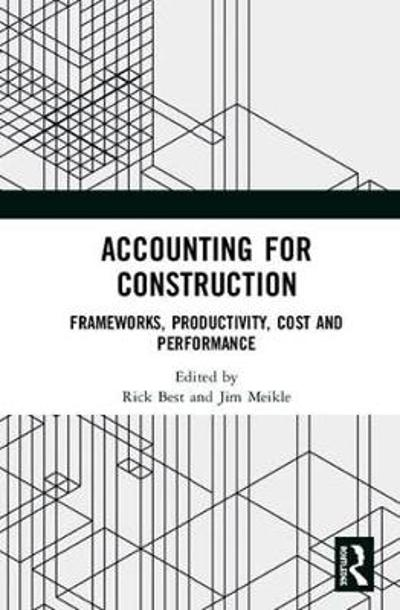 Accounting for Construction - Rick Best