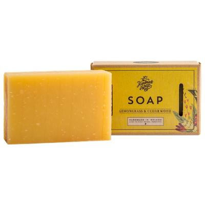 Soap Lemongrass & Cedarwood - The Handmade Soap Company