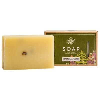 Soap Sweet Orange, Basil & Frankinsence - The Handmade Soap Company