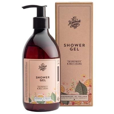 Shower Gel Grapefruit & May Chang - The Handmade Soap Company