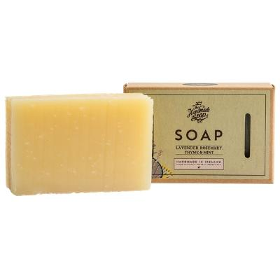 Soap Lavender, Rosemary & Mint - The Handmade Soap Company