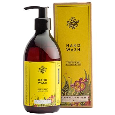 Hand Wash Lemongrass & Cedarwood - The Handmade Soap Company