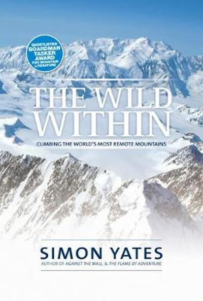 The Wild Within - Simon Yates