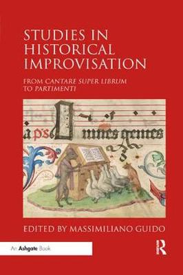Studies in Historical Improvisation - Massimiliano Guido