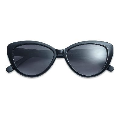 Solbrille Cat Eye black +1 - Have A Look